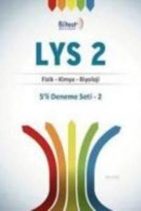 Lys 2 5'Li (Fizik-Kimya-Biyoloji) Deneme Seti 2 Zor Deneme