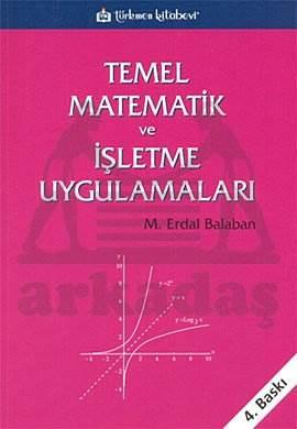Temel Matematik İşl. Uygulamaları