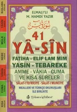 41 Yâ-Sin [KOD: YAS004] ÇANTA BOY