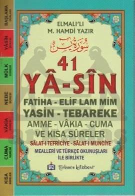 41 Yâ-Sin [KOD: YAS001] CEP BOY