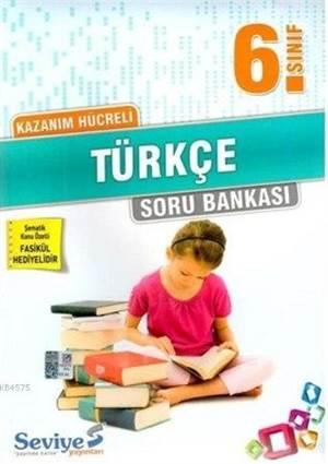 6. Sınıf Türkçe Kazanım Hücreli Soru Bankası