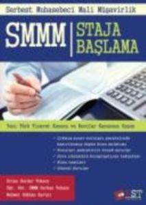 SMMM Staja Başlama Sınav Kitabı