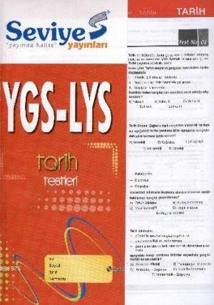 YGS LYS Tarih Yaprak Test