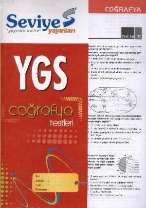 YGS Coğrafya Yaprak Test