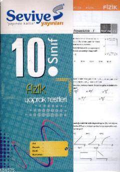 10. Sınıf Fizik Yaprak Test