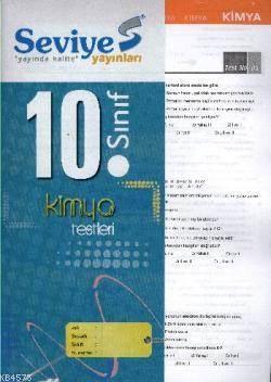 10. Sınıf Kimya Yaprak Test; Sayısal