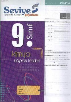 9. Sınıf Kimya Yaprak Test