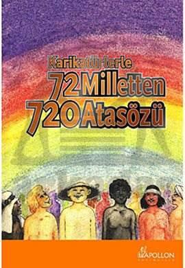 Karikatürlerle 72 Milletten 720 Atasözü