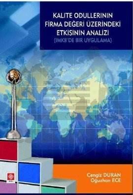Kalite Ödüllerinin Firma Değeri Üz. Etkisinin Anal