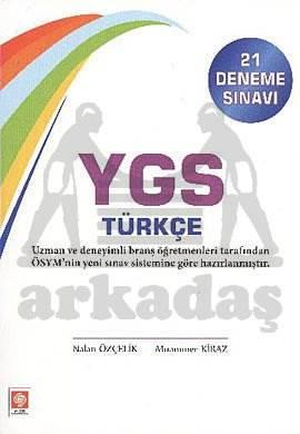 Ekin-Ygs Türkçe - 21Deneme