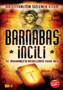 Gizlenen Barnabas İncili