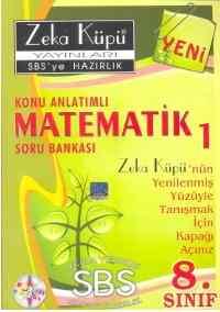 8.Sınıf Konu Anlatımlı Matematik-1 Soru Bankası