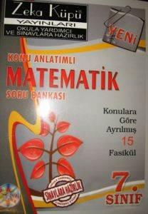 7.Sınıf Konu Anlatımlı Matematik Soru Bankası