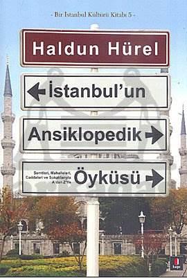 İstanbul'un Ansiklopedik Öyküsü Ciltli