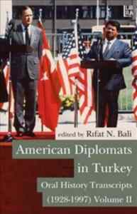 American Diplomats in Turkey