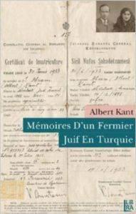 Mémoires D'un Fermier Juif En Turquie