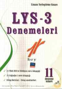 LYS 3 Denemeleri