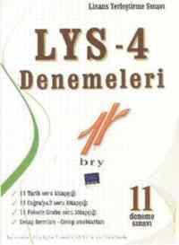 LYS 4 Denemeleri
