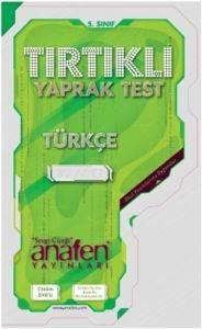 5.Sınıf Türkçe Tırtıklı Yaprak Test