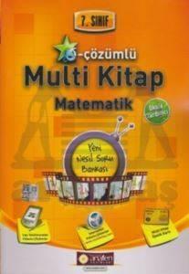 Anafen 7.Sınıf E - Çözümlü Multi Kitap Matematik