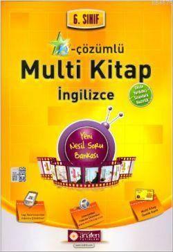 6. Sınıf E-Çözümlü Multi Kitap İngilizce Soru Bankası