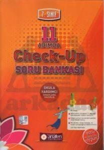 Anafen 7. Sınıf 11 Adımda Check Up Soru Bankası