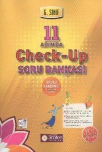 Anafen 6.Sınıf  11 Adımda Check Up Soru Bankası