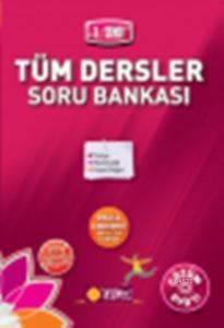 Anafen 3. Sınıf Tüm Dersler Soru Bankası+DVD Çözümlü