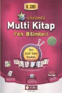 8.Sınıf e-Çözümlü Multi Kitap Fen Bilimleri