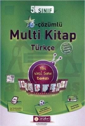 Anafen 5.Sınıf E-Çözümlü Multi Kitap Türkçe