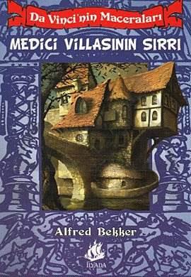 Davincinin Sırrı-Medici Villasının Sırrı