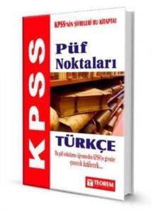 2014 KPSS Türkçe Püf Noktaları