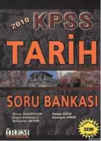Tarih Soru Bankası 2011 KPSS