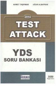 İrem Test Attack YDS Soru Bankası