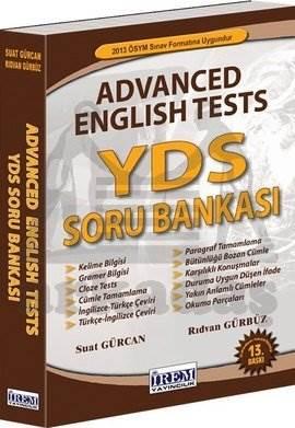 İrem Advanced English Tests YDS Soru Bankası