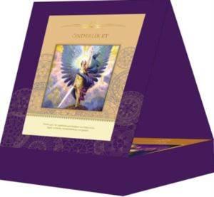 Meleklerle Yaşamak Çerçeveli Melek Kartları ve Rehber Kitapçık