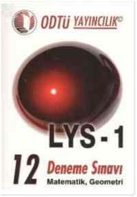 LYS-2 12 Deneme Sınavı (Fizik, Kimya, Biyoloji)