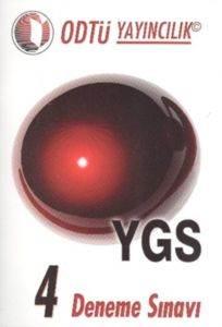 Odtü YGS 4 Deneme Sınavı