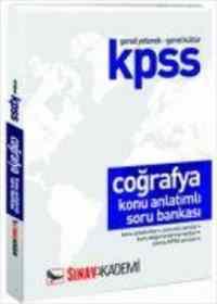 KPSS Coğrafya Konu Anlatımlı Soru Bankası (Lise Ve Önlisans)