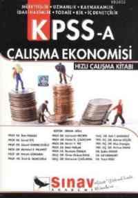 KPSS-A Çalışma Ekonomisi Hızlı Çalışma Kitabı