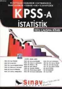 KPSS-A İstatistik Hızlı Çalışma Kitabı