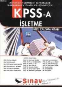 KPSS-A Hızlı İşletme Çalışma Kitabı