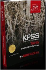 KPSS Genel Kültür Genel Yetenek Tarih Soru Bankası 2013