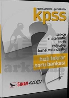 KPSS Hızlı Tekrar Soru Bankası (Lisans)