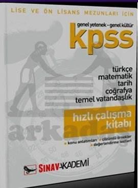 Genel Yetenek- Genel Kültür KPSS