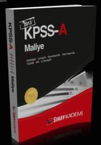 Kpss-A Maliye Konu Anlatımlı