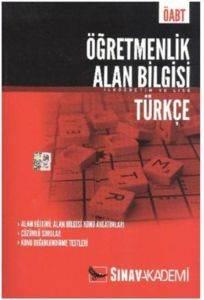 Sınav ÖABT Türkçe