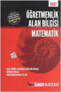 Sınav ÖABT Matematik