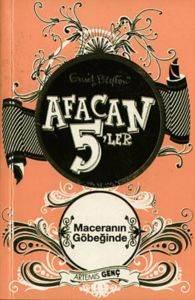 Afacan 5'ler 5 - Karavanla Tatilde