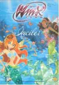 Winx Club İnciler Kitabı